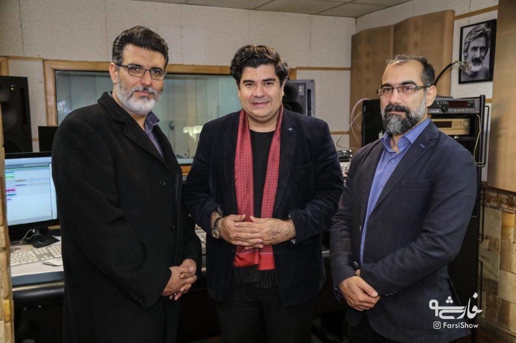 عباس محمدی-سالار عقیلی-فرید سعادتمند