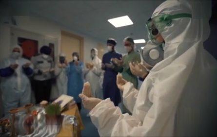 ورژن دوم موزیک ویدئو حال نو ساخته محمد سیحونی با تقدیم به جامعه پزشکان و پرستاران کشور ، منتشر شد